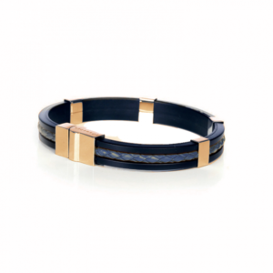 So Sweden Bracelet Blue Gold