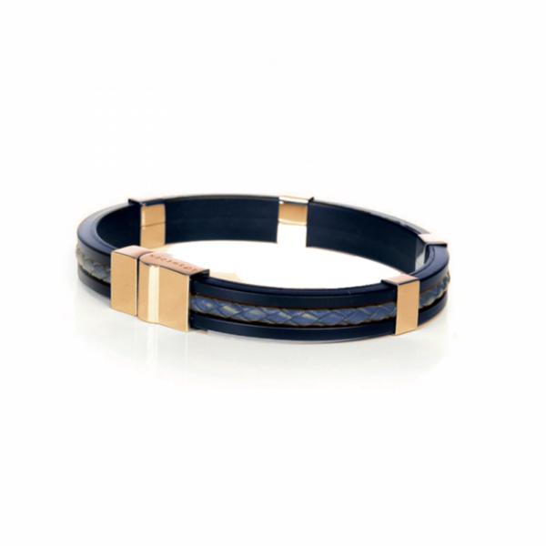 So Sweden Bracelet Blue Gold